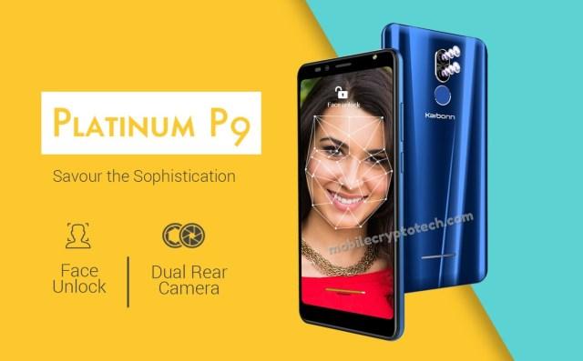 Karbonn Platinum P9 2018