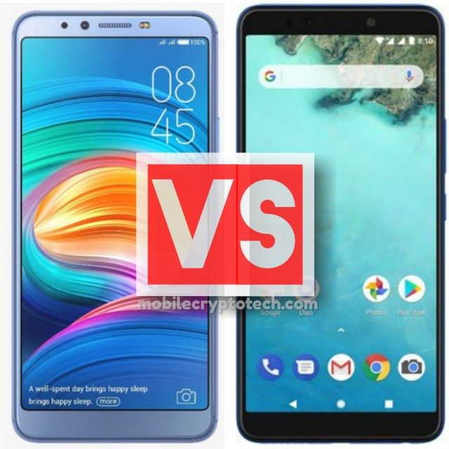 Tecno Camon X Vs Infinix Note 5