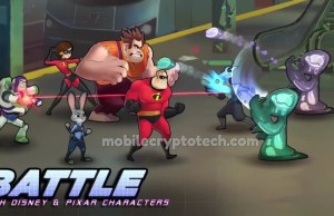 Download Disney Heroes Battle MOD APK