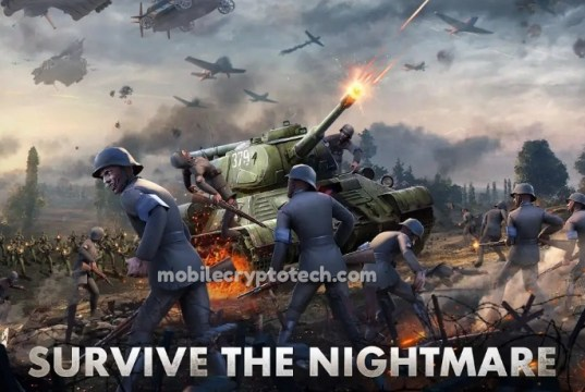 Z Day Hearts Of Heroes MOD APK