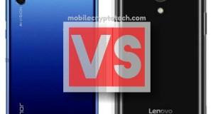 Huawei Honor Magic 2 Vs Lenovo Z5 Pro