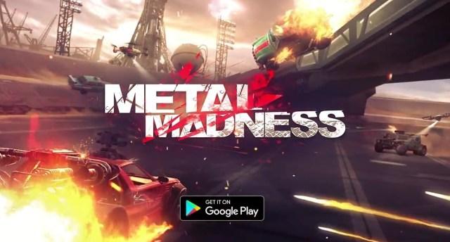 Metal Madness MOD APK