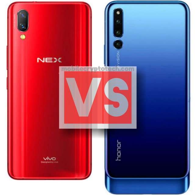 Vivo NEX S Vs Huawei Honor Magic 2