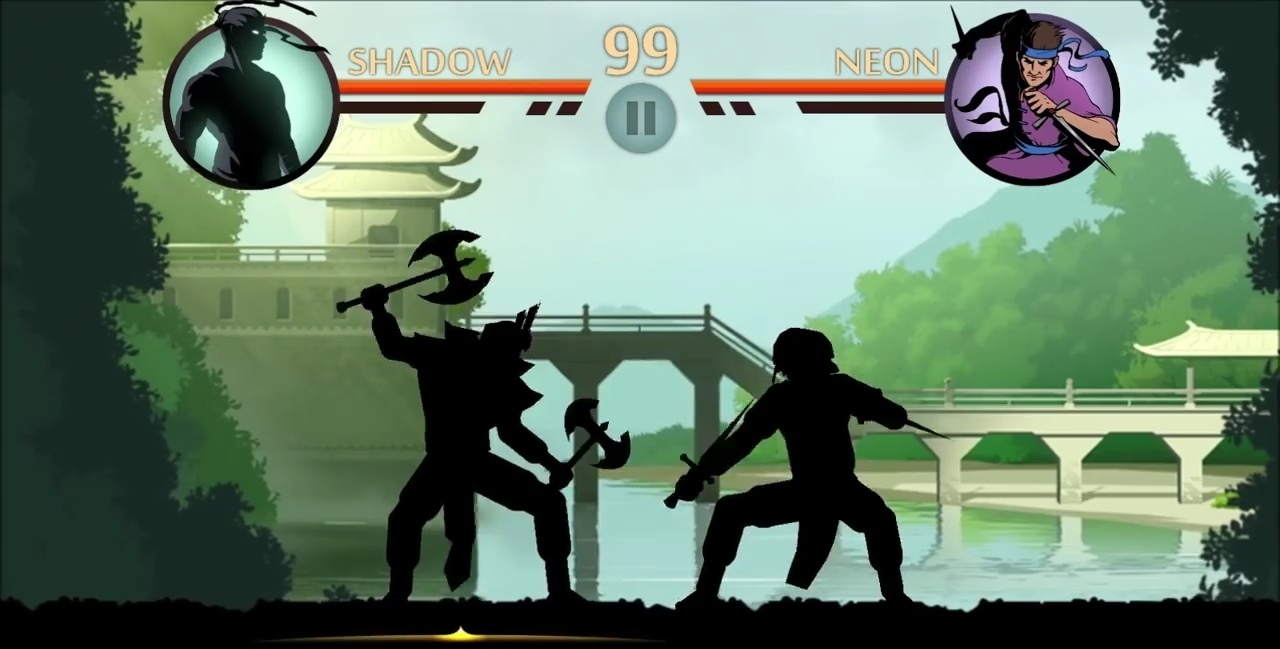 shadow fight 2 max level 99 mod apk download