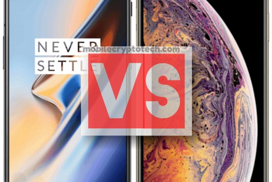 OnePlus 6T Vs Apple iPhone XS Max