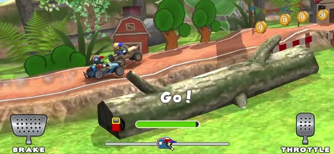 mini racing mod apk