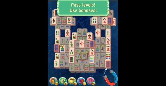Mahjong Village MOD APK