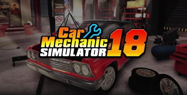 Car Mechanic Simulator 18 MOD APK