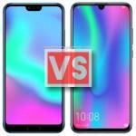 Huawei Honor 10 Vs 10 Lite