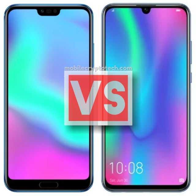 Huawei Honor 10 Vs 10 Lite