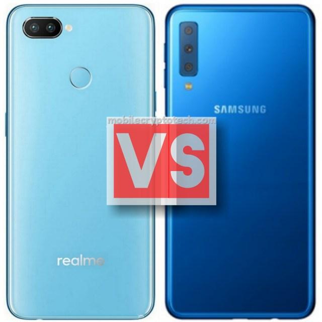 Oppo Realme 2 Pro Vs Samsung Galaxy A7 2018