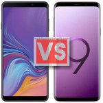 Samsung Galaxy A9 2018 Vs S9