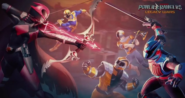 Power Rangers: Legacy Wars MOD APK