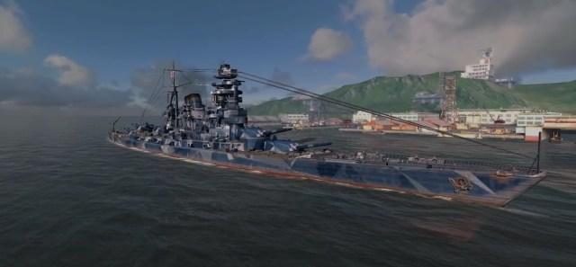 World of Warships Blitz MOD APK Hack Unlimited Money, Gold, Ships