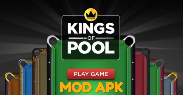 Kings Of Pool MOD APK
