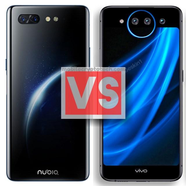 ZTE Nubia X Vs Vivo NEX Dual Display Edition