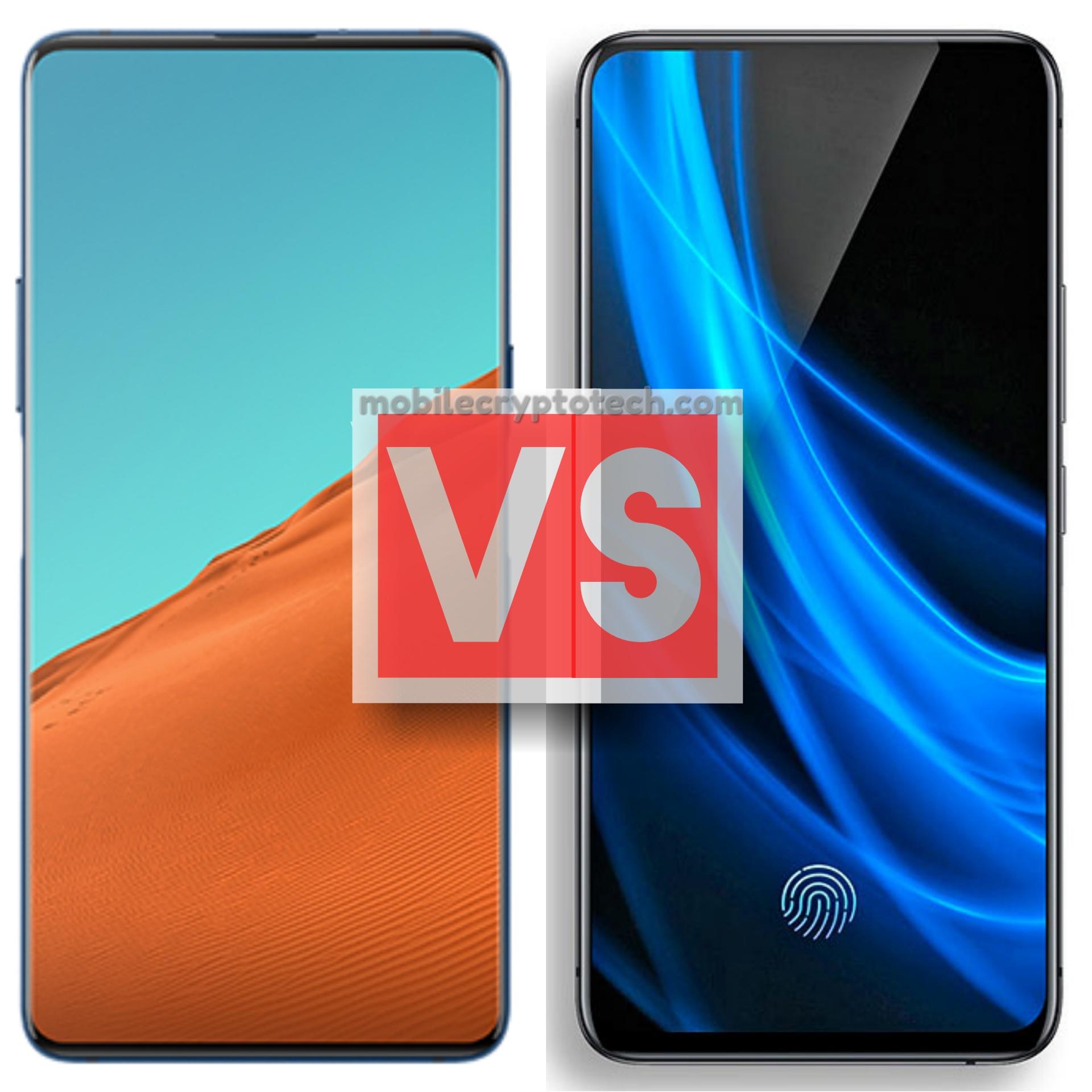 Zte Nubia X Vs Vivo Nex Dual Display Edition Two Screen Battle