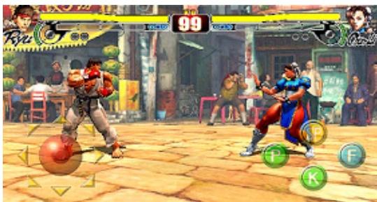 Street Fighter 5 MOD APK