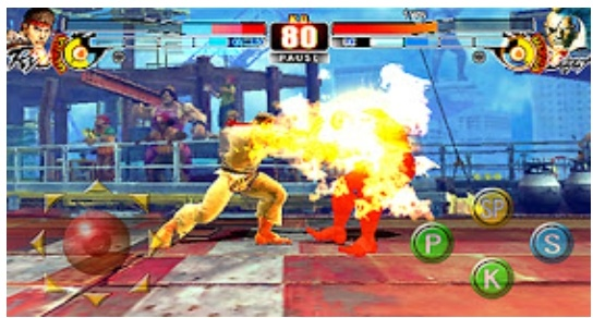 street fighter 5 apk + data download free