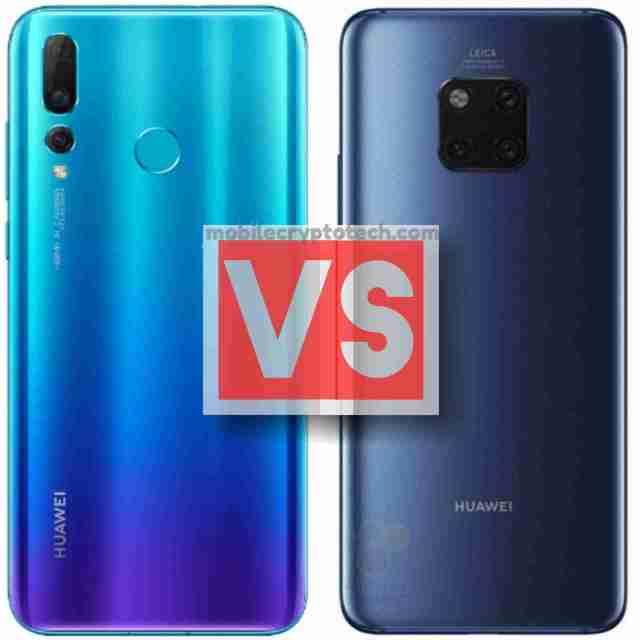 Huawei Nova 4 Vs Mate 20 Pro