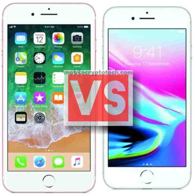 Apple iPhone 7 Plus Vs iPhone 8