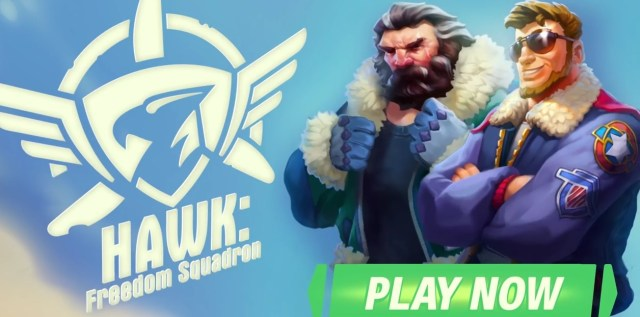 HAWK - Epic Arcade Shooter MOD APK