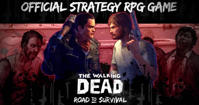 The Walking Dead: Road To Survival MOD APK