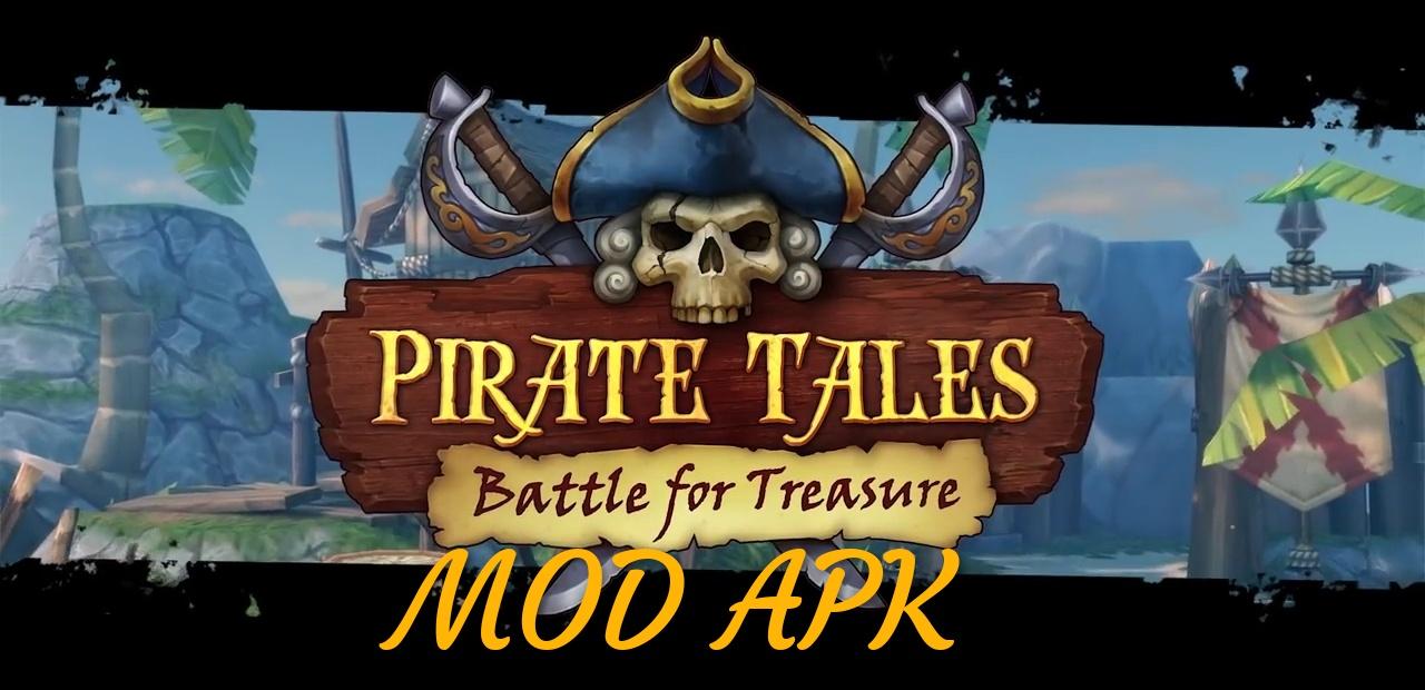 Pirate Tales: Battle For Treasure MOD APK