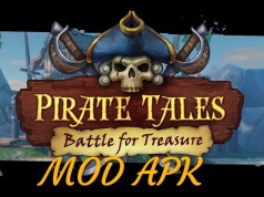 Pirate Tales: Battle For Treasure MOD APK
