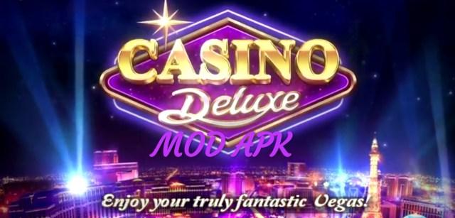 Casino Deluxe Vegas MOD APK