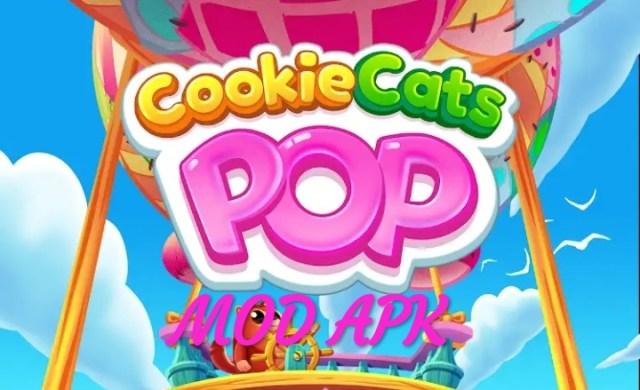 Cookie Cats Pop MOD APK