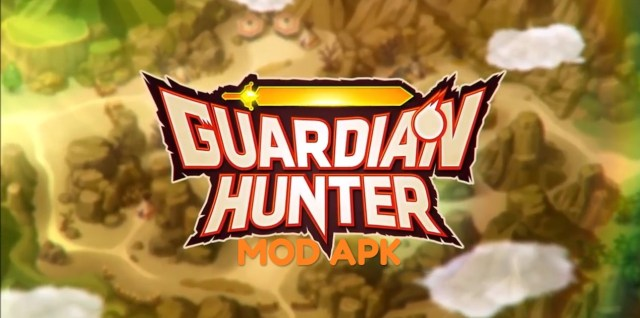 Guardian Hunter SuperBrawlRPG MOD APK