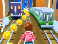 Subway Princess Runner MOD APK