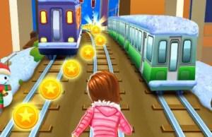 Subway Princess Runner MOD APK