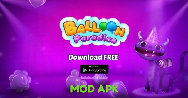 Balloon Paradise MOD APK