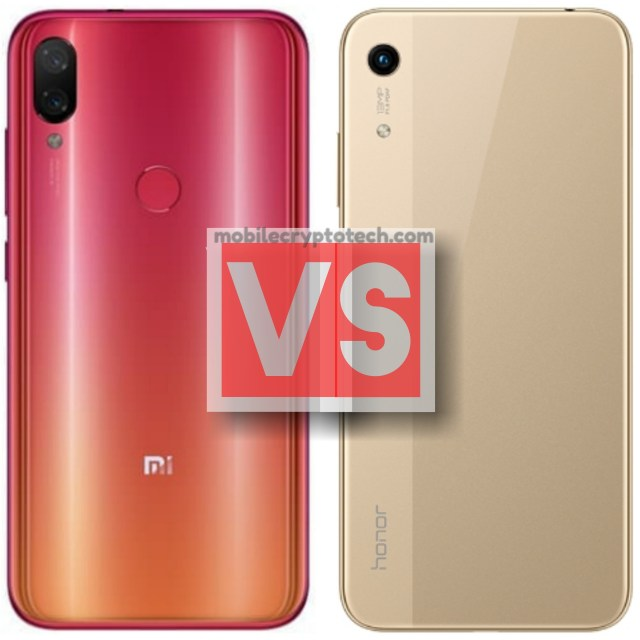Xiaomi Mi Play Vs Huawei Honor Play 8A