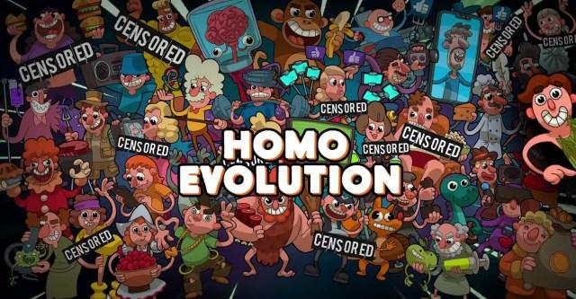 Homo Evolution: Human Origins MOD APK