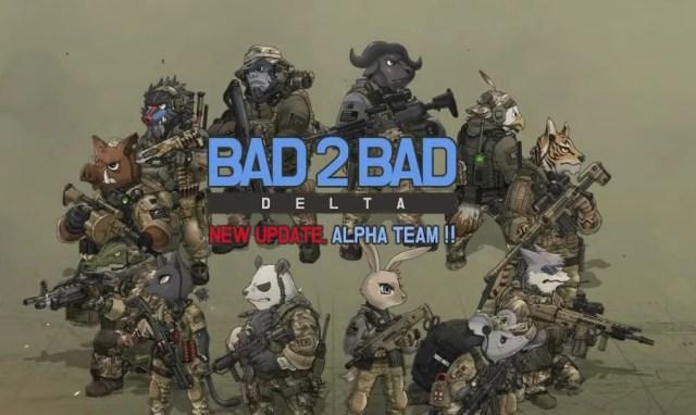 BAD 2 BAD: Delta MOD APK