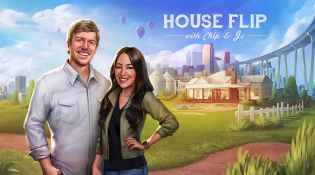 House Flip with Chip and Jo MOD APK