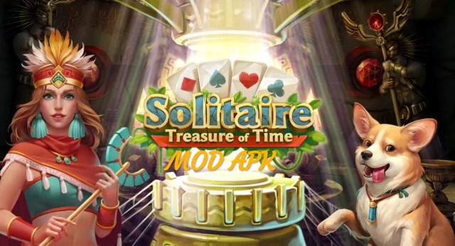 Solitaire: Treasure of Time MOD APK