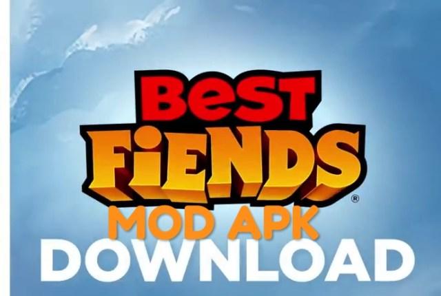 Best Fiends MOD APK
