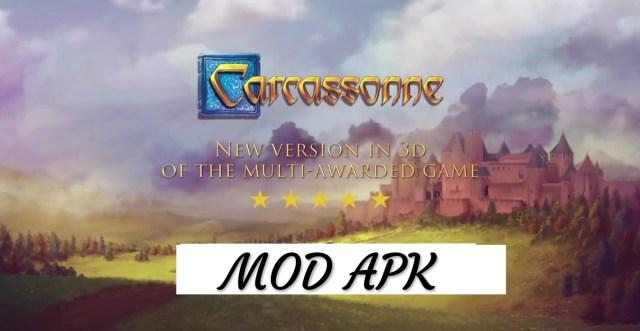 Carcassonne MOD APK