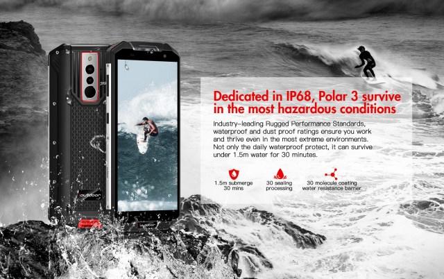 iOutdoor Polar 3