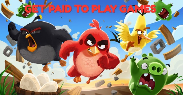 highest paying apps that pay you to play games