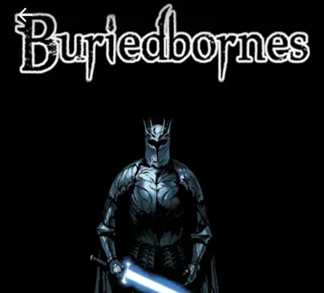 Buriedbornes Hardcore RPG MOD APK