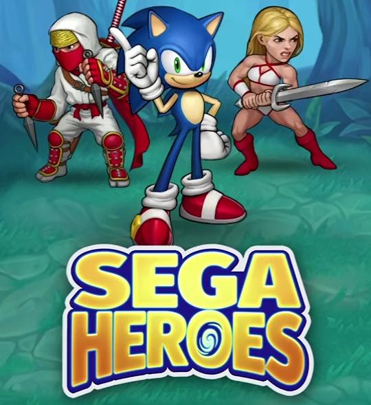 SEGA Heroes MOD APK