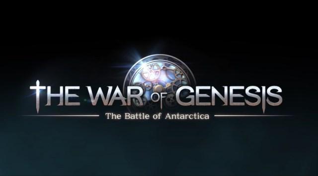 The War of Genesis MOD APK