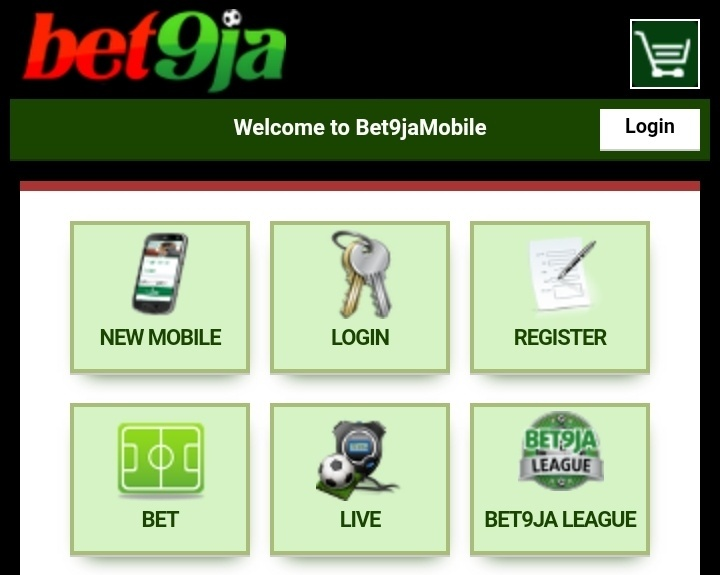 How To Change To Bet9ja Old Mobile From New Mobile