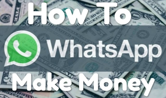 make money on WhatsApp