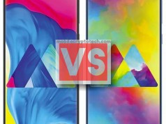 Samsung Galaxy M10 Vs M20